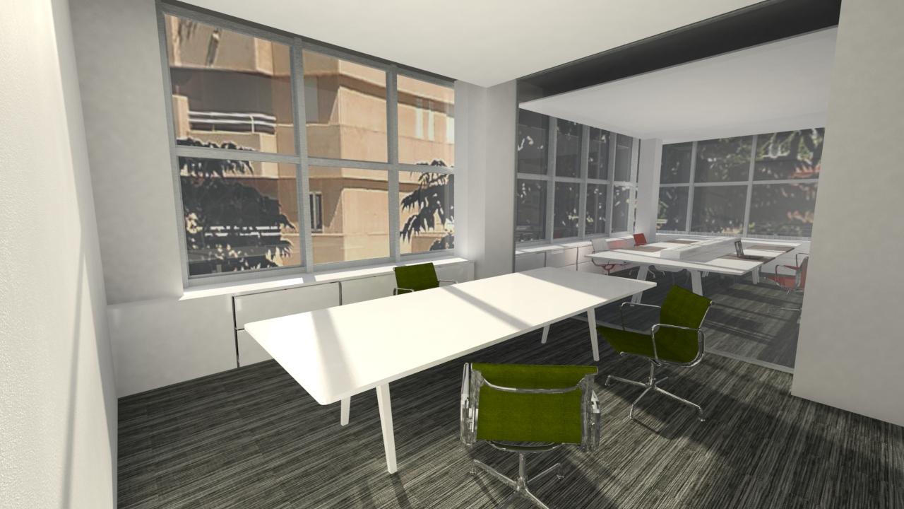 Arquitecto Marcos Tamagnone - Proyectos - Oficinas Marbella 360 - Contabilidad