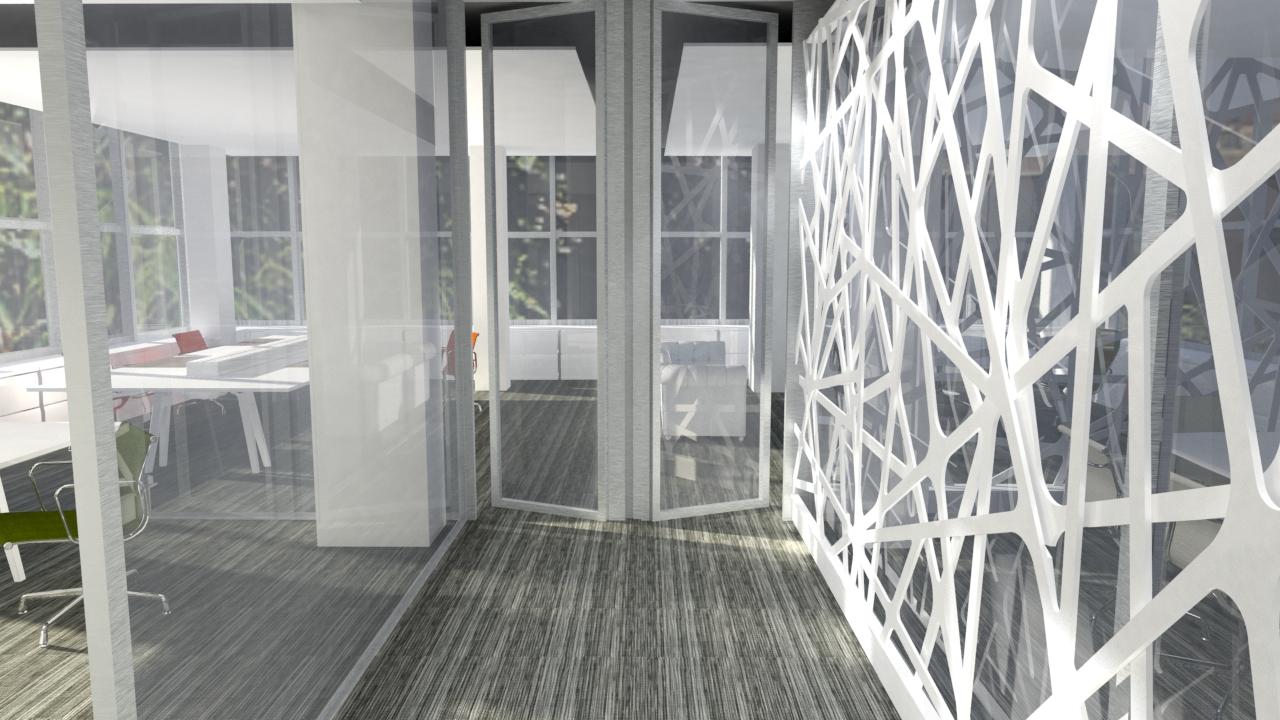Arquitecto Marcos Tamagnone - Proyectos - Oficinas Marbella 360 - Paso