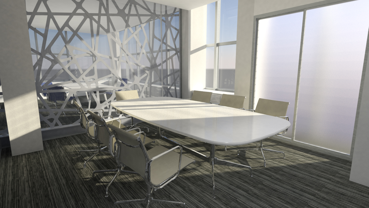 Arquitecto Marcos Tamagnone - Proyectos - Oficinas Marbella 360 - Reuniones