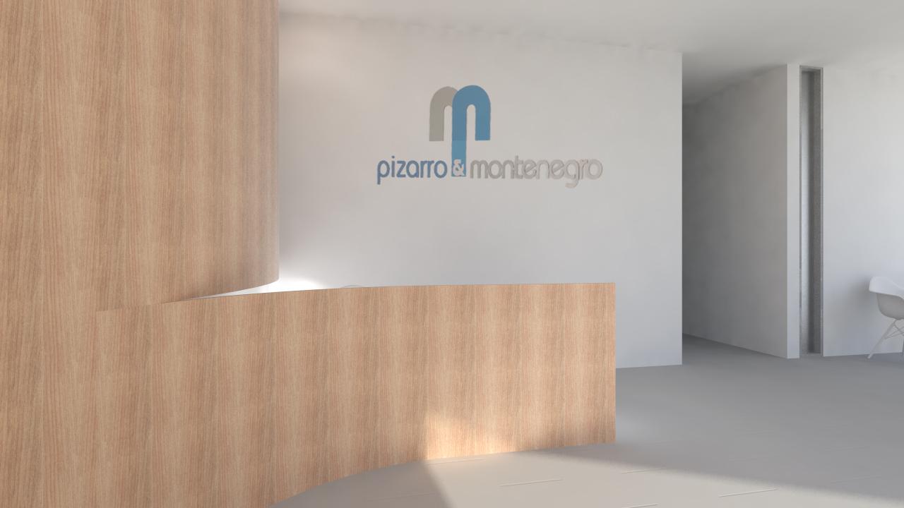 Arquitecto Marcos Tamagnone - Proyectos - Clinica Pizarro Montenegro - Recepción 3